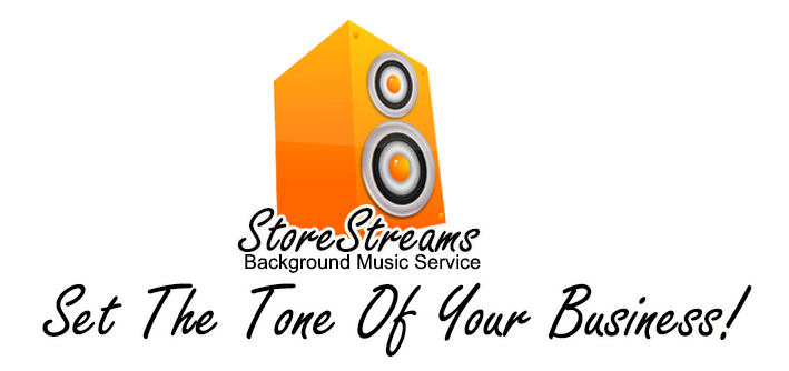 set the tone of your business music with storestreams
